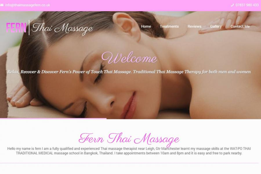 Fern Thai massage