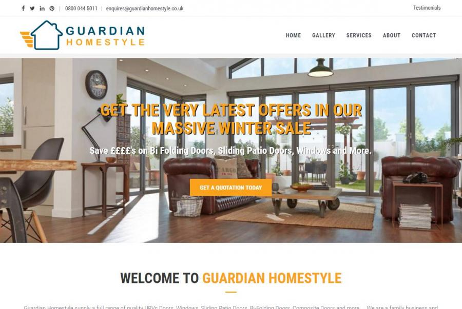 Guardian Homestyle